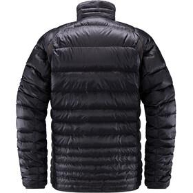 Haglöfs M's Essens Jacket Magnetite/Habanero